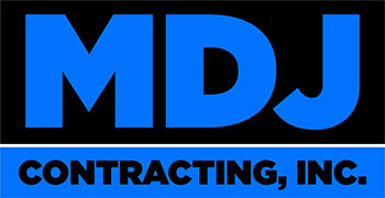 MDJ Contracting, Inc.'s Logo